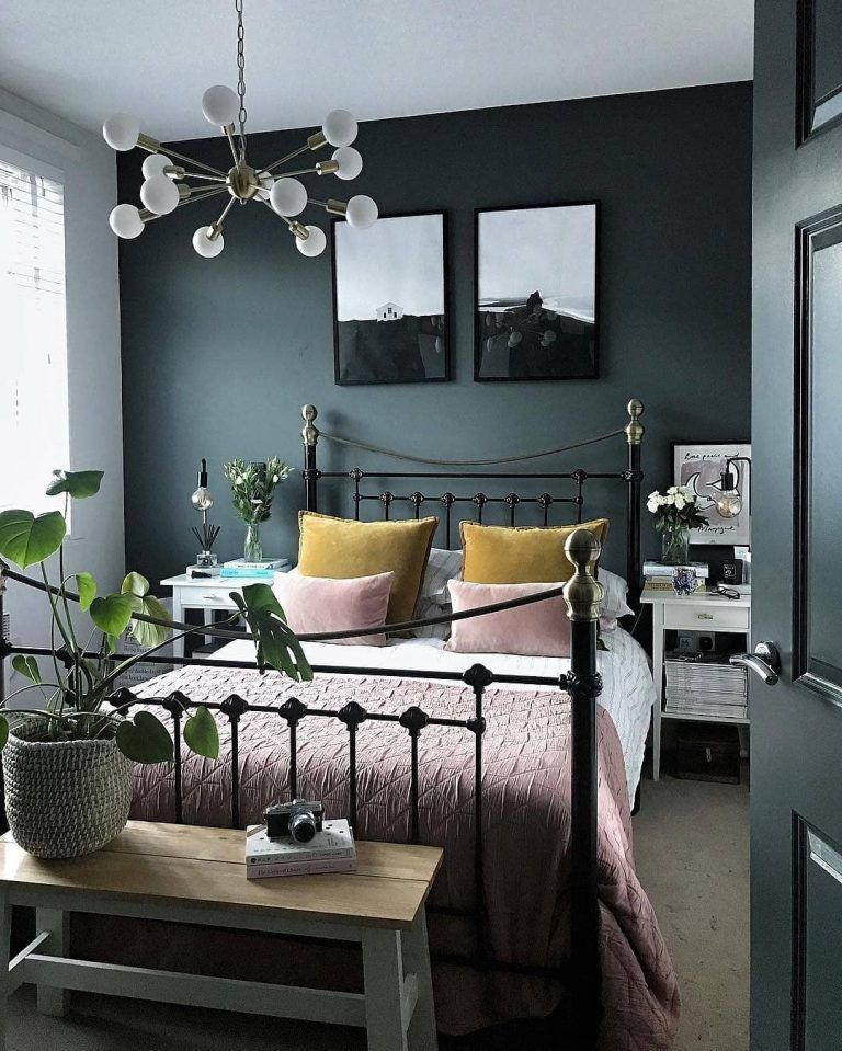 21 awesome and cozy bedroom ideas for your apartment