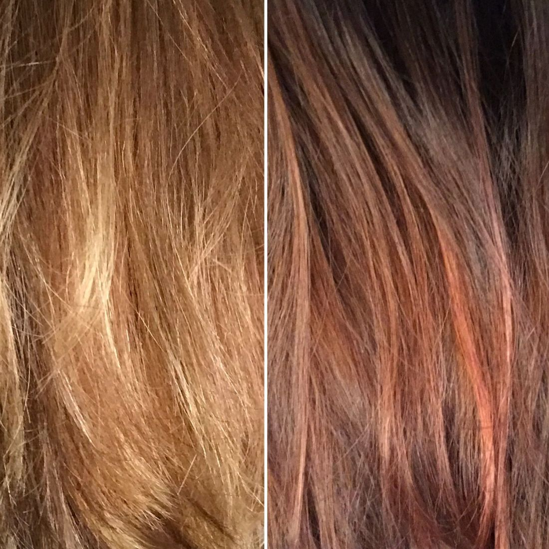 how to use overtone rose gold