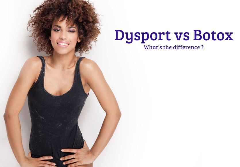 Is dysport or botox a better option for patients in and