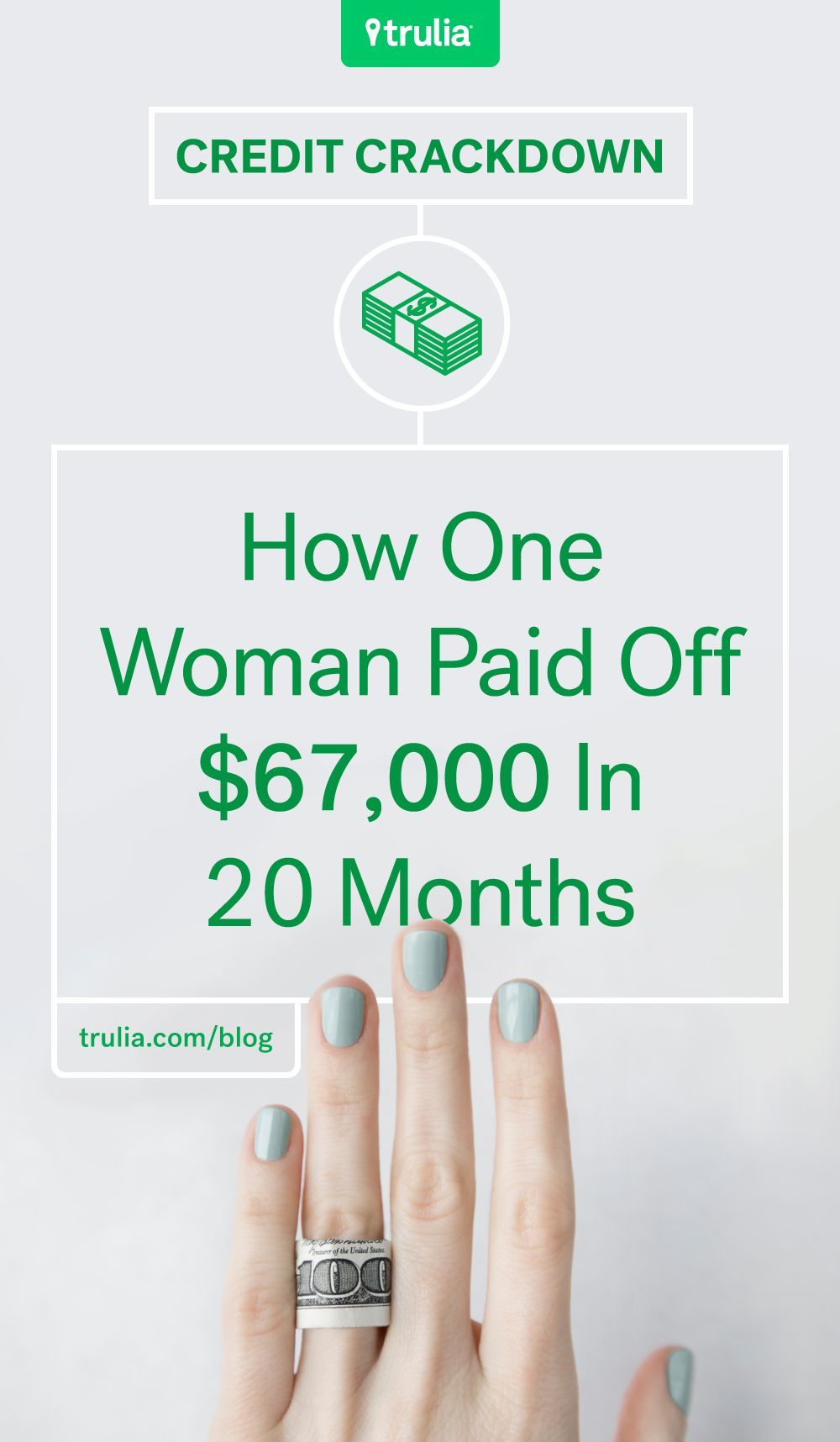 How to pay off debt quickly money matters trulia blog