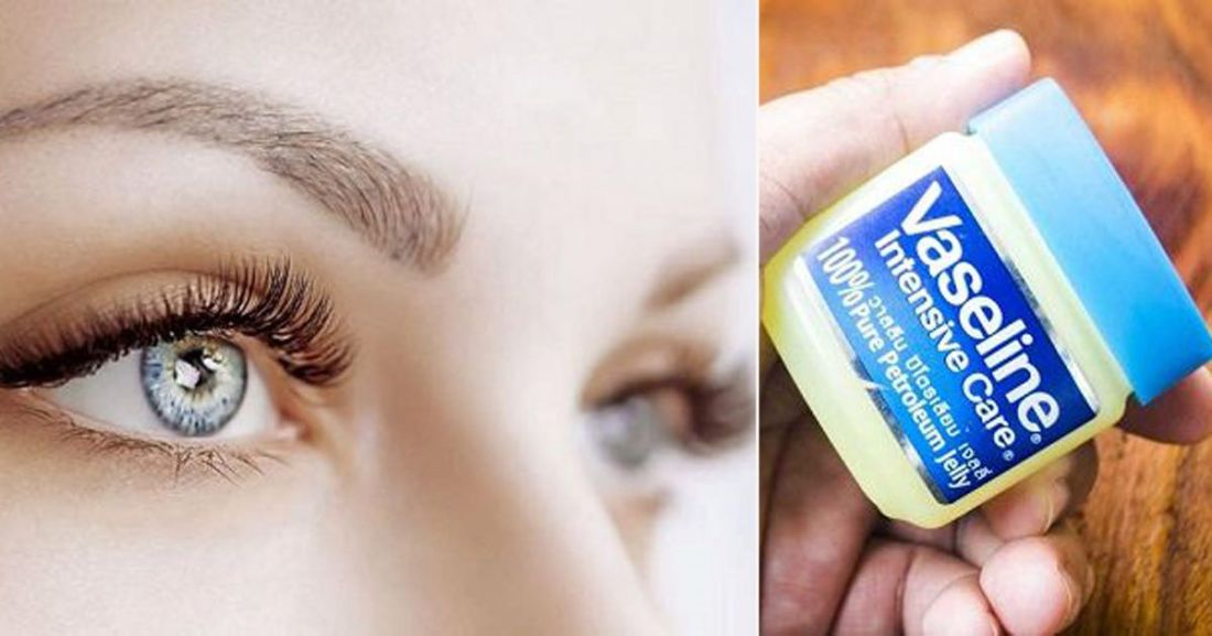 How to remove eyelash extensions with vaseline hello