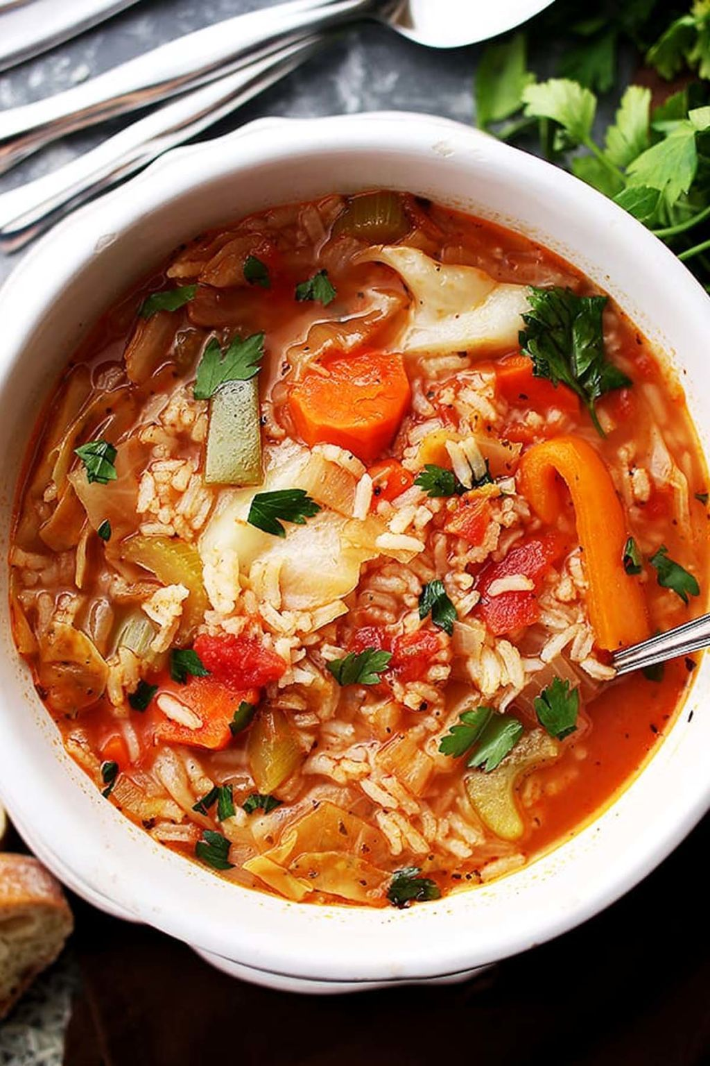 20 healthy cabbage soup recipes that are full of flavor