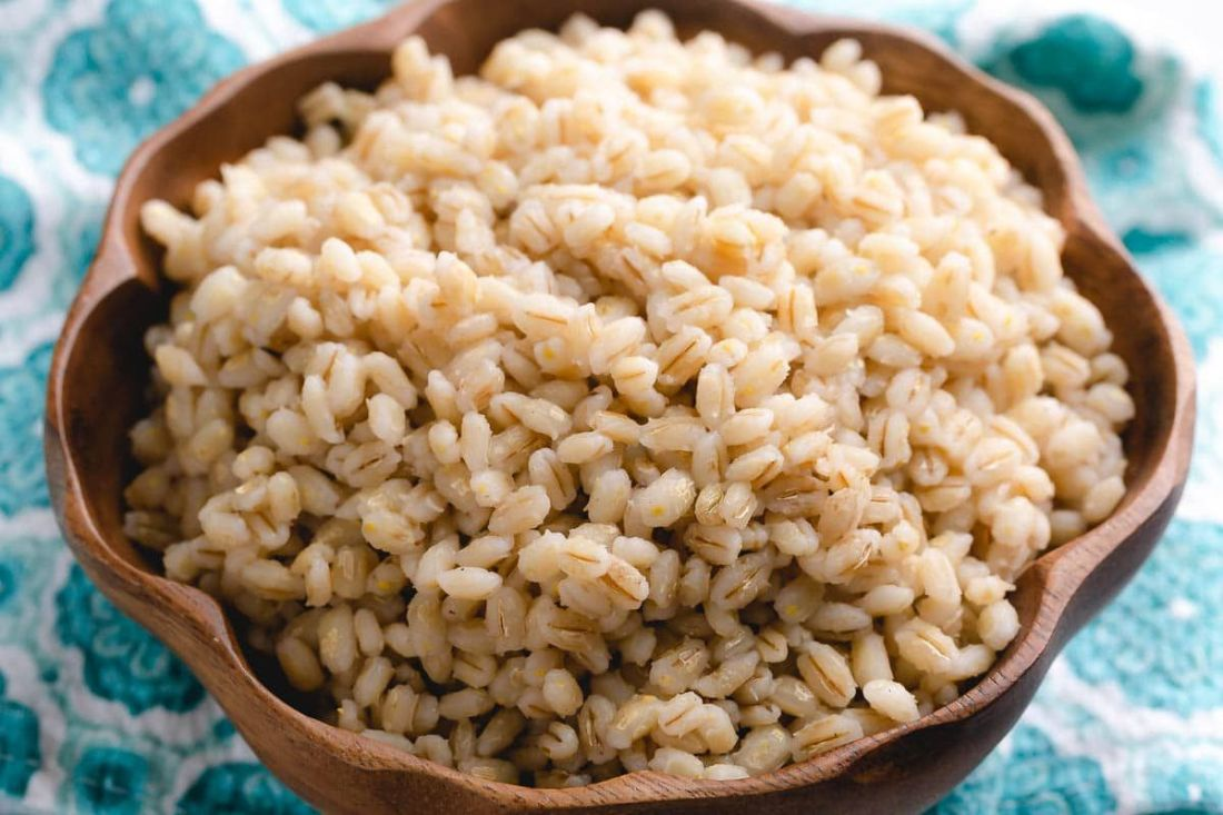 How to cook hulled barley in instant pot recipe side