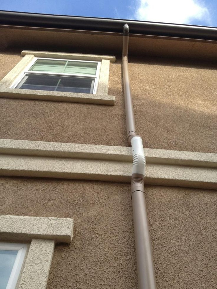 how to install rain gutters on a mobile home
