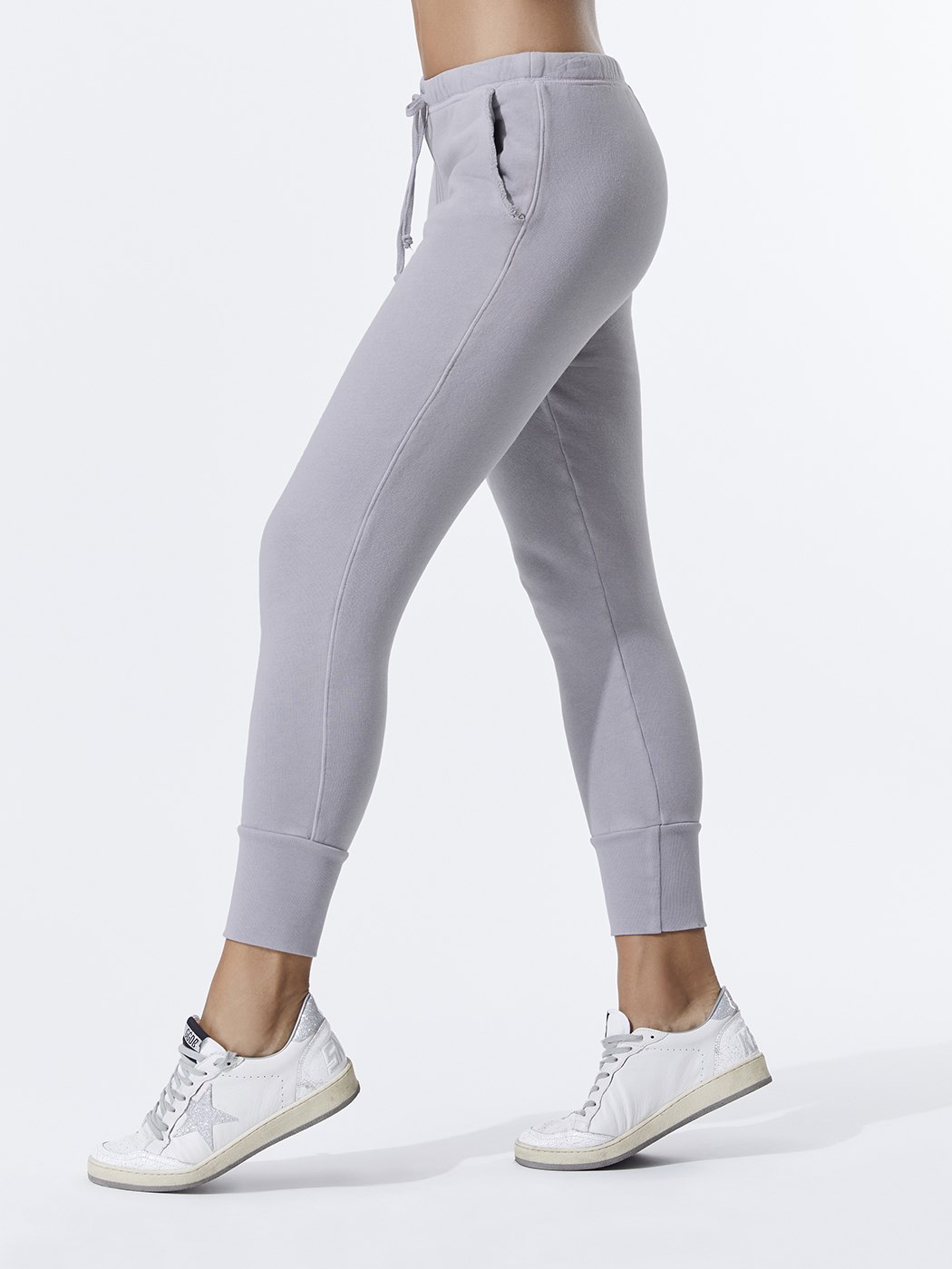 Frank eileen tee lab long sweatpant with cuff dime