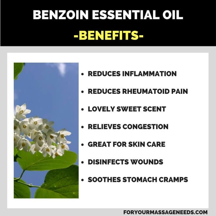 how to use tincture benzoin for steam