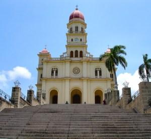 Santiago de Cuba El Cobre