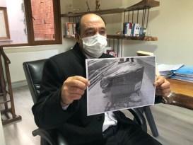 Hastanın test için gönderilen dalağı çöpe atıldı
