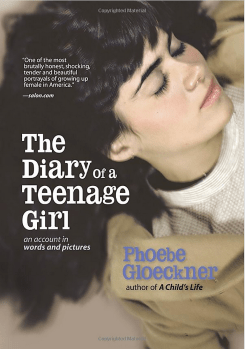 The Diary of a Teenage Girl book cover