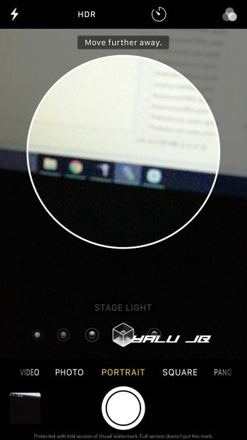 Portrait Lighting Enabler Cydia Tweak