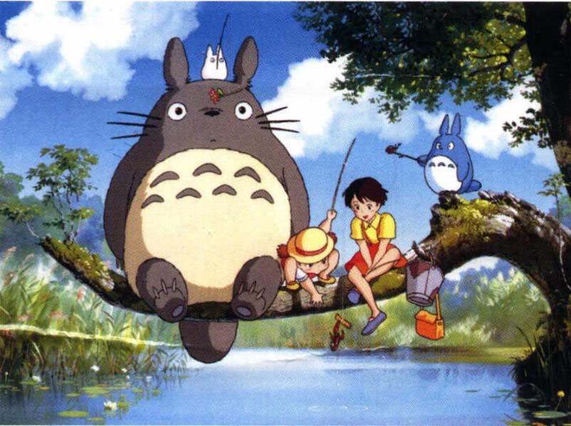 Studio Ghibli anime (1/3)