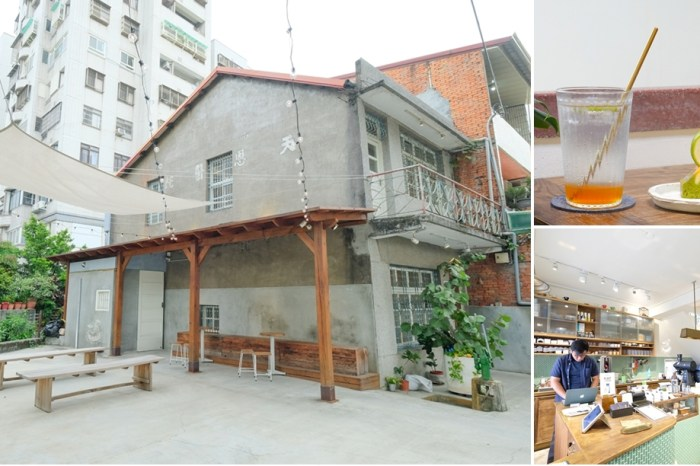 Subi coffee&bakery(原:日佐甜室)前身為醫院的員林火車站附近咖啡廳,員林下午茶推薦