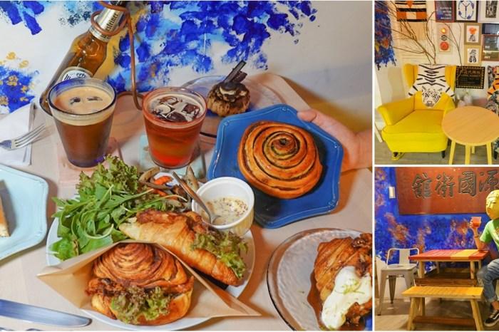 吉十咖啡︳有新竹最好吃的肉桂捲,城隍廟附近美食咖啡廳早午餐推薦