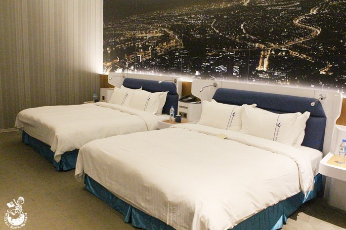 頭等艙飯店綠園道館︳勤美誠品附近台中住宿,不到2000元的頭等艙