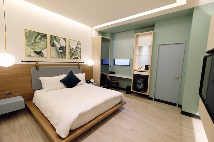 今回行旅Konkai INN:離台南火車站十分鐘的設計旅店,不住宿也能在今回咖啡廳思索台南行程