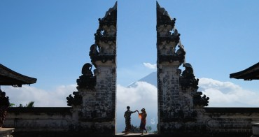 網美最愛「天堂之門」不見真相時最美,一塊美金就能兌換夢幻峇里島IG打卡美照!