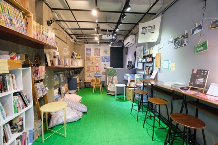 好好生活書店︳躲在員林火車站巷弄的無人書店,6坪大的書香世界等有緣人發現