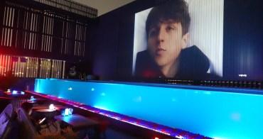 H2O水京棧國際酒店︳高雄住宿推薦!H2O文具大方送x水族箱泳池