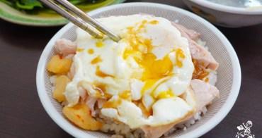 頂吉古早味火雞肉飯︳嘉義人也讚賞的雞片飯,內用比外帶便宜(菜單)