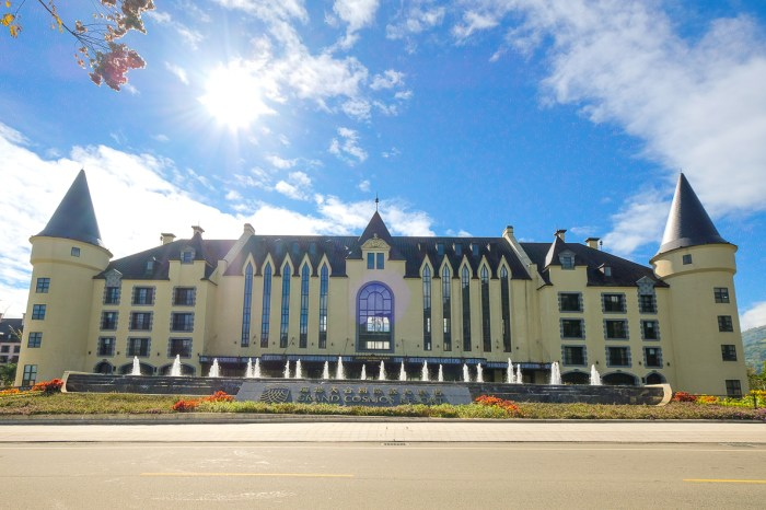 瑞穗天合國際觀光酒店一泊二食︱最強花蓮住宿推薦,入住歐洲城堡泡瑞穗溫泉