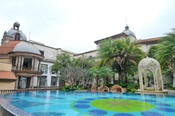 【台北文華東方酒店住宿】名不虛傳的奢華台北飯店,唯一得到米其林飯店推薦最高榮譽