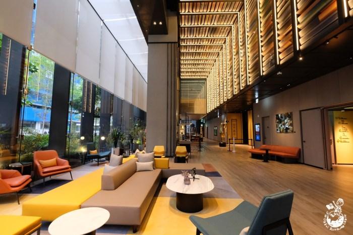 台北時代寓所︳以膠捲為主題的善導寺飯店,早餐時段房客獨享星巴克時代寓所門市