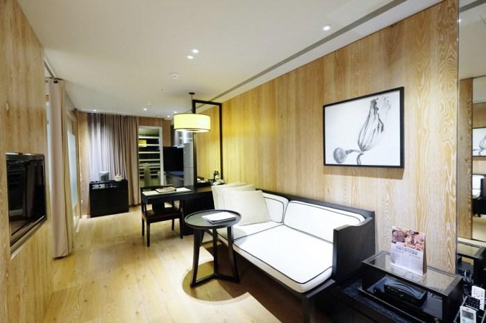華泰瑞舍︳台北公寓式酒店,有泳池廚房洗衣機(捷運雙連站住宿推薦)