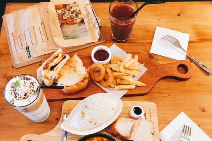 台中西區美食︳Heynuts Café 好堅果, 精誠路打卡熱點,寵物友善店家
