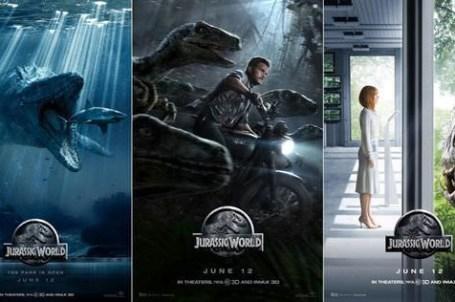 【電影】侏儸紀世界 // 哥看的不是恐龍是經典回憶