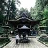 まだ紅葉にはちょっと早い長野県光前寺で御朱印巡り