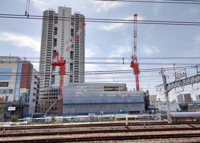 金町駅南口再開発 2020.3.22