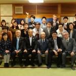 米山奨学生 卒業を祝う会