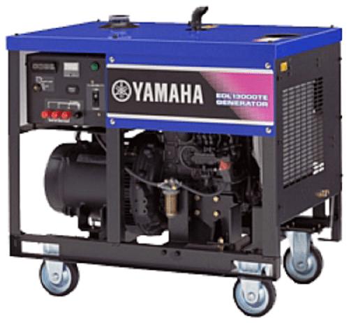 Genset Yamaha EDL13000TE