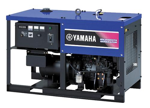 Genset Yamaha EDL20000TE