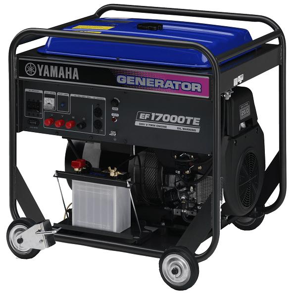 Genset Yamaha EF17000TE