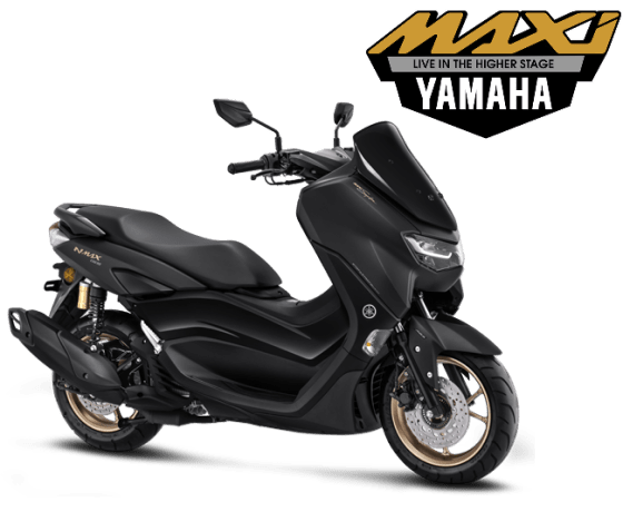 All New Nmax ABS Black