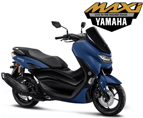 All New Nmax C Blue