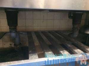 大阪府大阪市城東区  厨房排水トラップ交換修理
