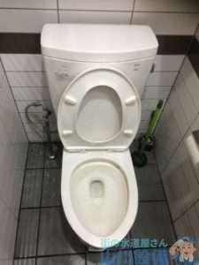 大阪府八尾市 トイレつまり修理