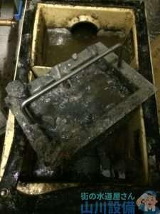 大阪府大阪市天王寺区悲田院町  排水水漏れ修理  排水つまり修理  ドレンクリーナー