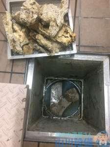 兵庫県西宮市山口町  排水水漏れ修理  排水つまり修理  ドレンクリーナー  高圧洗浄機