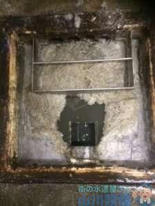 大阪府大阪市北区太融寺町  排水つまり修理  高圧洗浄機