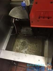 兵庫県西宮市甲子園八番町  排水管つまり修理  ドレンクリーナー