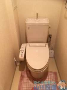 大阪府大阪市東淀川区上新庄  トイレタンク水漏れ修理  トイレタンク故障修理