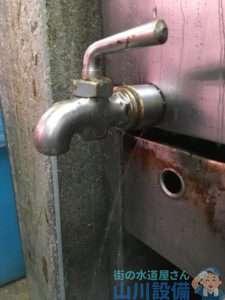 大阪府大阪市大正区千島  排水管水漏れ修理
