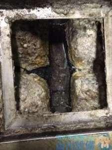大阪府大阪市中央区道頓堀  厨房排水つまり修理
