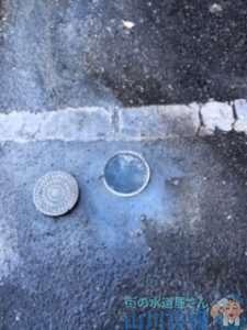 大阪府東大阪市大蓮東  排水管つまり水漏れ修理  高圧洗浄機