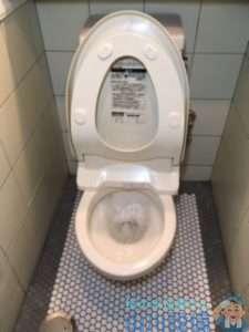 大阪府大阪市北区小松原町  トイレ水漏れ修理  水が出っ放し