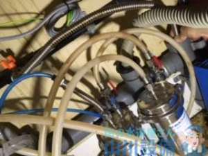 大阪府大阪市大正区三軒屋東  排水管水漏れ修理  排水管詰まり修理  ドレンクリーナー