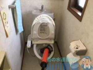 大阪地震による断水!トイレの流し方と排水管の破損を確認する方法を西宮市門戸岡田町のトイレつまり修理と共に解説します。